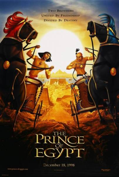 The Prince of Egypt / ეგვიპტის პრინცი (1998/ქართულად)